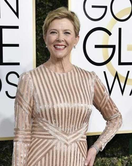 Annette Benning's style always looks good.