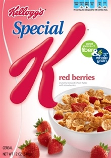 My favorite cereal.