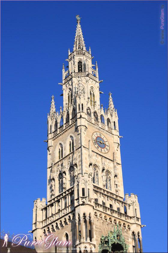 Rathaus am Marienplatz - Munich/ München, Germany/Deutschland
