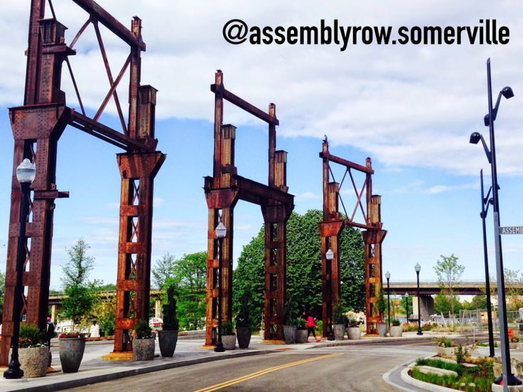 Assembly Row, Somerville