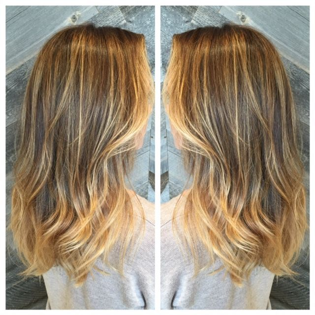 Pin By Staci Fish On Hair By Staci Pinterest Golden