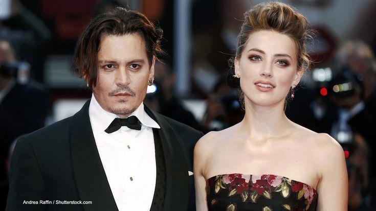 Johnny Depp , Amber Heard - Andrea Raffin / Shutterstock.com - PA Life