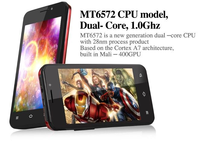 SMARTPHONE 3G . 1,9 MEGAPIXEL ANDROID 4.2 TOUCHSCREEN HANDY