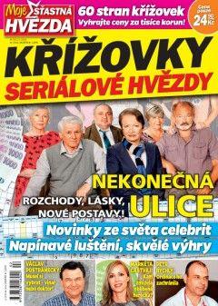 Edice křížovky Moje šťastná hvězda | RF-Hobby.cz