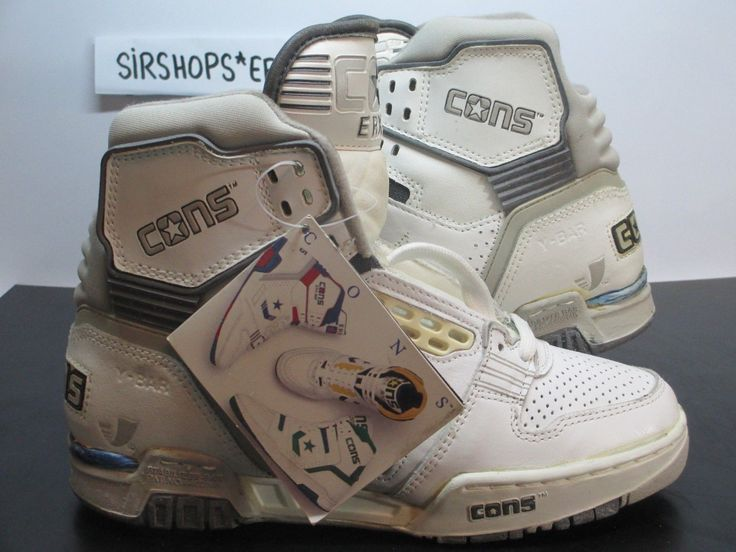 859bbf2a7743 ... shoes Converse Cons Erx 400 1988 WhtNatCharcoal 19456 Sz 8 Charcoal
