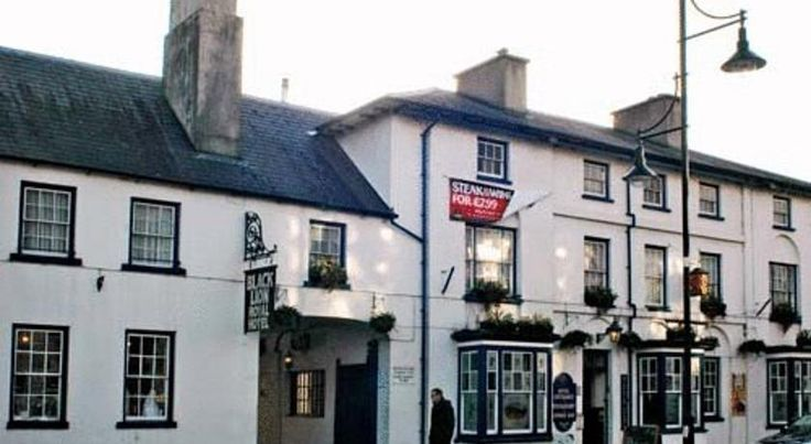 The Black Lion Royal Hotel Lampeter Set within a former coaching inn, dating back to the 1800s, this popular bar and restaurant now offers 18 comfortable en suite bedrooms in the heart of Lampeter, Mid-Wales.