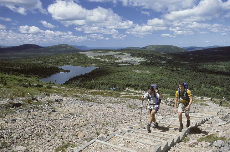 Parc national de la Gaspésie - Photo : Jean-Pierre Huard. #Gaspesie