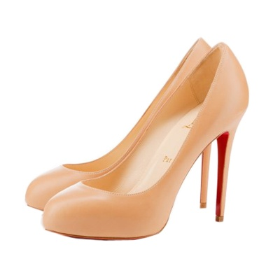 christian louboutin declic 120 pumps