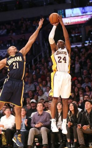 Lakers vs. Pacers (1/4/15)