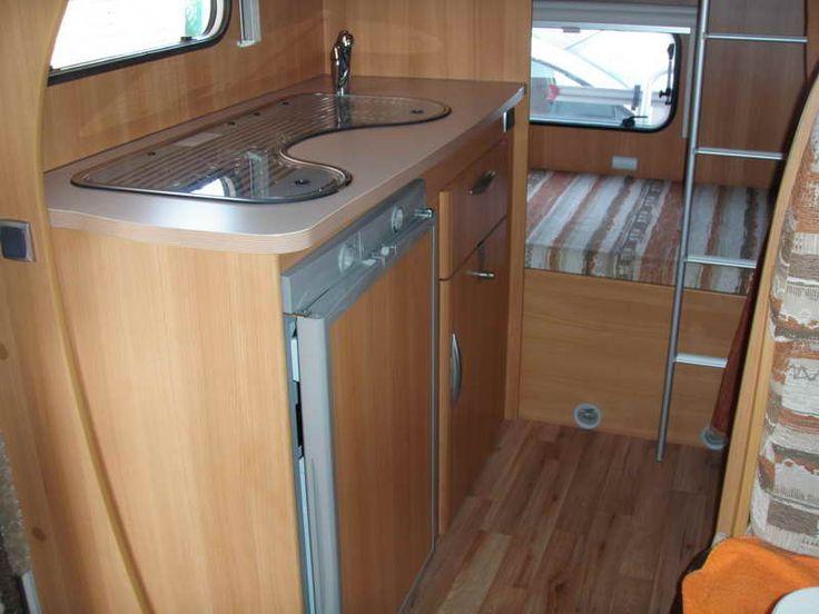 Cuisine Camping Car Occasion App