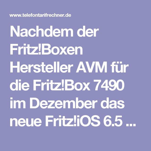 Nachdem der Fritz!Boxen Hersteller AVM für die Fritz!Box 7490 im Dezember das neue Fritz!iOS 6.5 herausgebracht hat, gibt es regelmässig neue Labor-Versionen für die Fritz!Box 7490 und auch für die Fritz!Box 7390. Dabei kann die Labor-Version laut AVM auch für den 1&1 Homeserver genutzt werden. Diese Laborversion enthält die neuesten Verbesserungen für das WLAN, Internet, DECT und dem Smarthome.