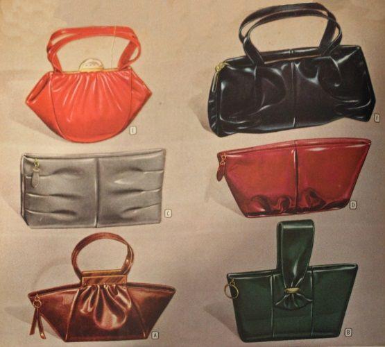 ac02008b19 1940s Handbags and Purses History