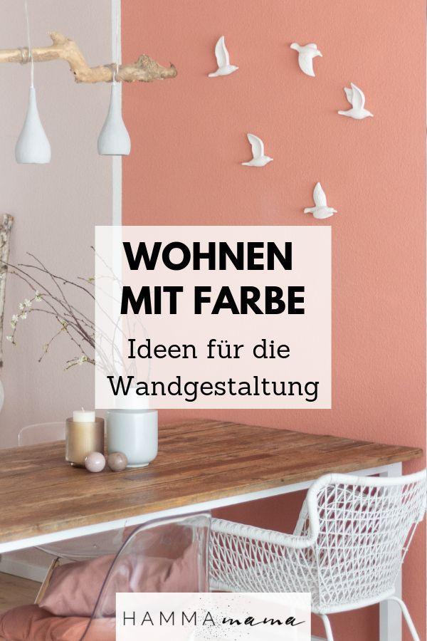 Farbenfroh Wohnen Wandfarben Im Esszimmer In Den Interior