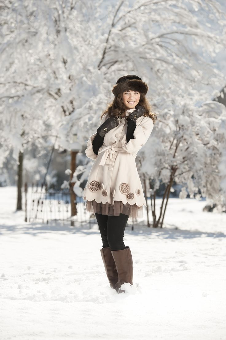 senior picture ideas, Senior Portraits in Alabama Snow   by Cindy Shaver Photography  www.cindyshaver.com, senior girl posing ideas, senior girl what to wear