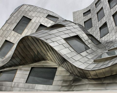 Frank Gehry Buildings Las Vegas #architecture #Frank #Gehry Pinned by www.modlar.com