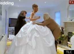 We've heard that gypsy weddings can be extravagant, but just how over-the-top can a bride's nuptials get?