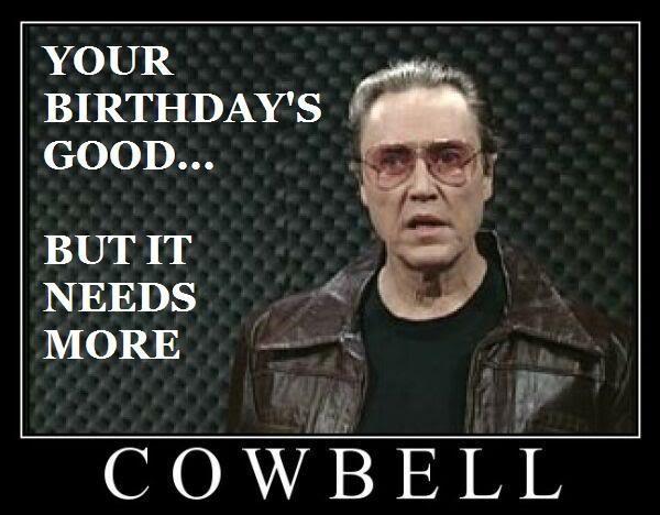Funny Meme Live Music : Chris walken cowbell humor pinterest d elia