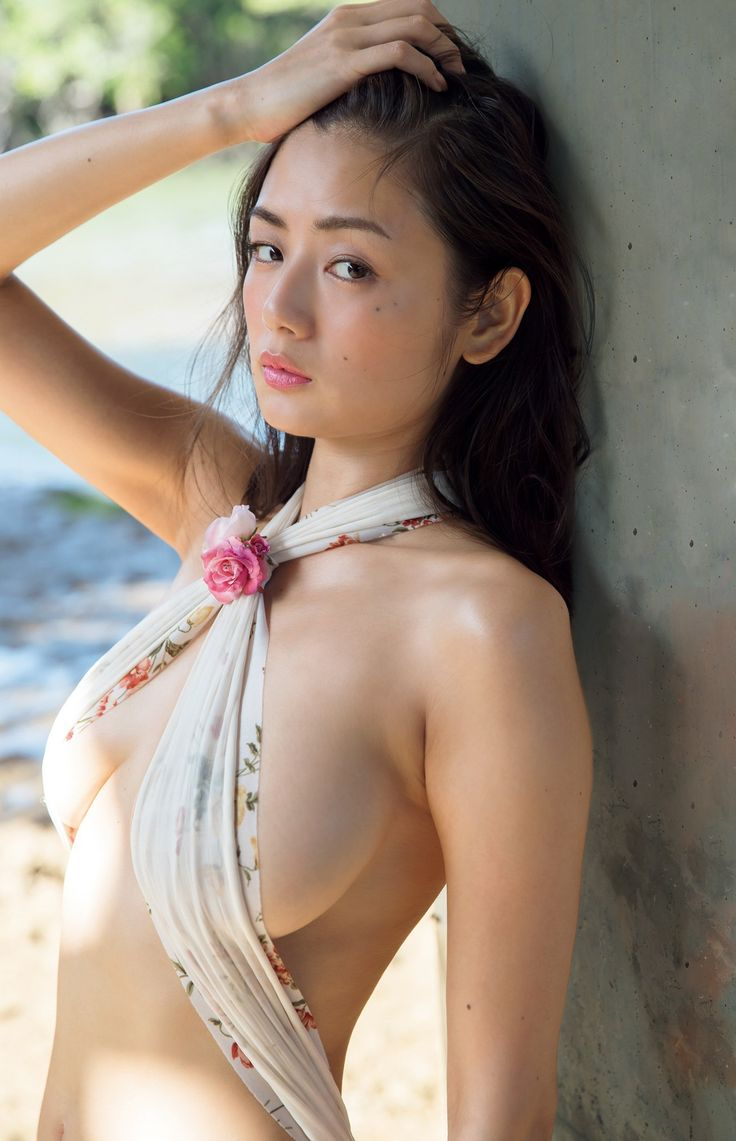KATAYAMA Moemi 片山萌美 #グラドル #美人 #横乳