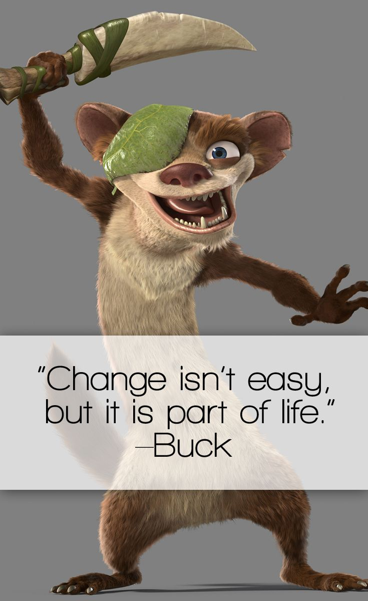 Ice Age: Collision Course Movie Quotes