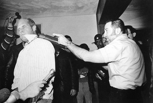 Premio Pulitzer de fotografía de 1978: Premio para John  H. Blair de United Press International por la fotografía de un corredor de Indianápolis
