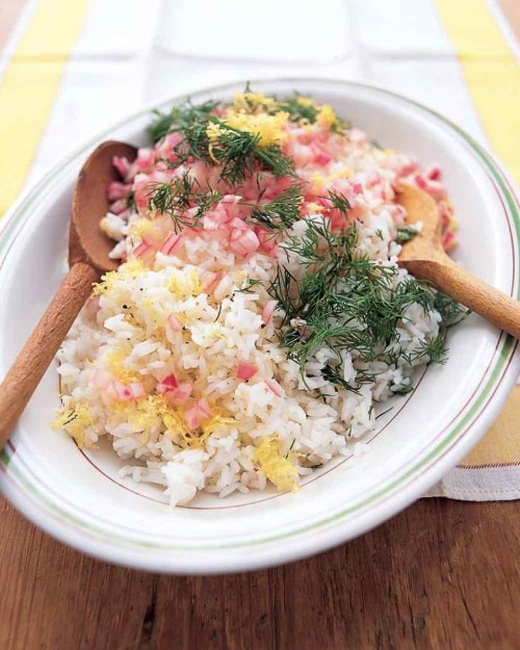 875 best images about side dish recipes on pinterest for Rice dishes with fish