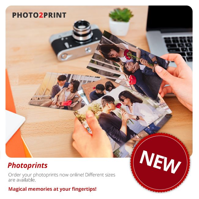 New Product: Photoprints. You can frame them, or simply as a keepsake or gift. #newproduct #photoprints