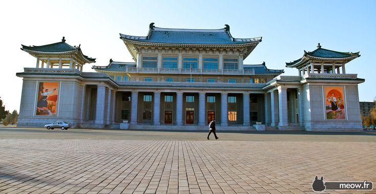 Pyongyang - Grand Theatre
