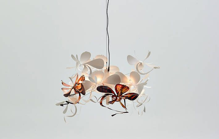 Makers Lane :: Orchid Light