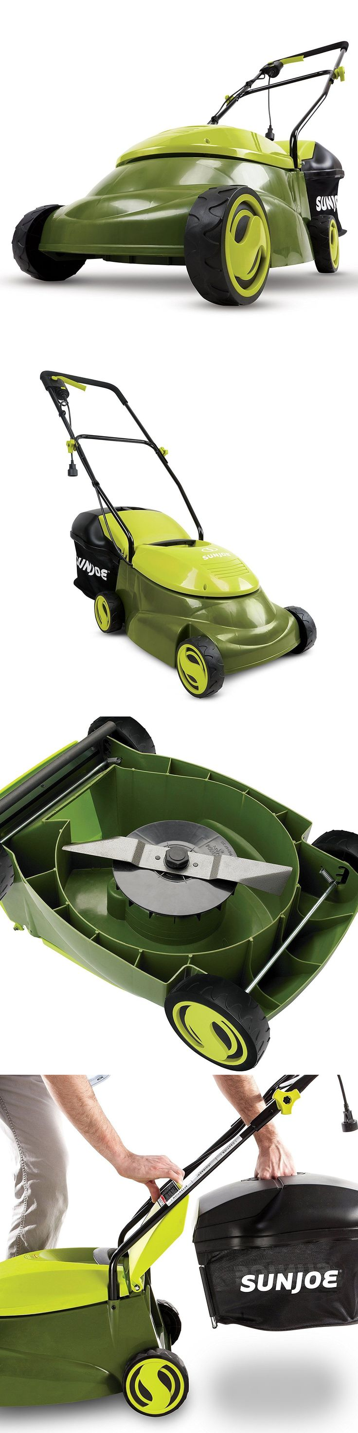 Walk-Behind Mowers 71272: Best Electric Cordless Hand Push Cheap Portable Walk Behind Lawn Mower Clearance -> BUY IT NOW ONLY: $120.14 on eBay!