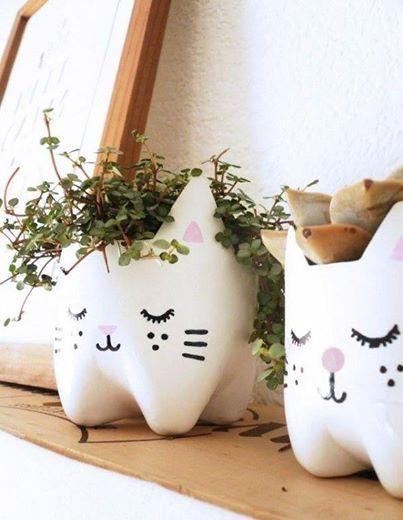 DIY flower pot