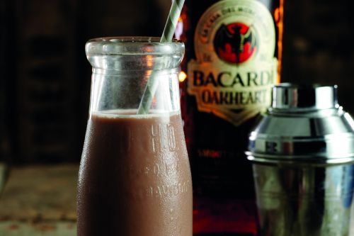 National Chocolate Milk Day: Death By Chocolate cocktail