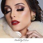 """6,199 curtidas, 51 comentários - Michelly Palma Makeup (@michellypalmamakeup) no Instagram: """"Infarto com essa menina  @amandaburali mil vezes posso te maquiar, mil técnicas posso fazer e em…"""""""