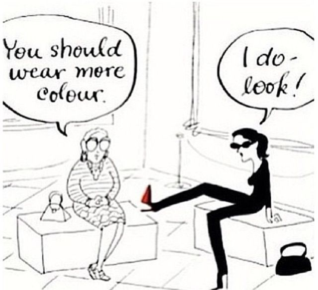 So me...Except no red bottoms...Yet ;)