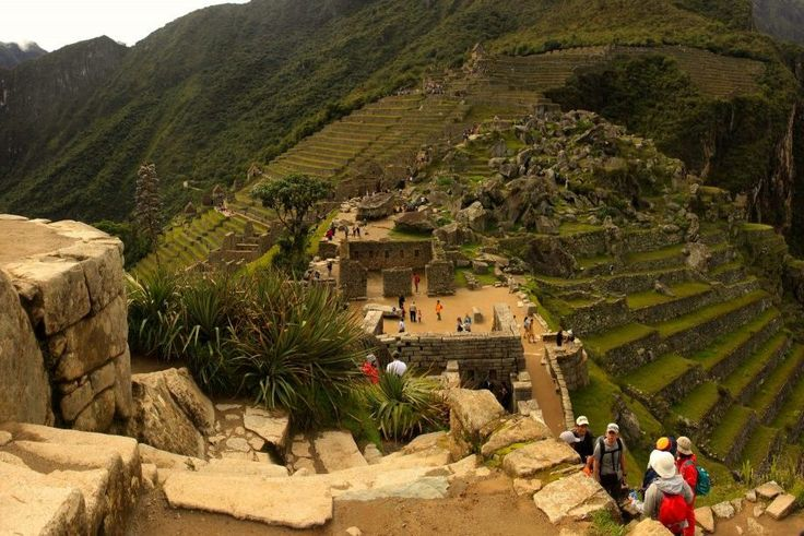 Peru Wants Machu Picchus Sacred Sister to Attract More Tourists  Tourists at Machu Picchu. Peru wants more tourists to visit a sister site. thehamiltonskks / Flickr  Skift Take: It's one thing when New York tries to funnel tourists into lesser-known parts of the city. It will be another to pull that off in the remote delicate ecosystem that contains Machu Picchu and its Sacred Sister.   Sarah Enelow  The iconic 15th century Inca citadel Machu Picchu attracts more than a million visitors a…