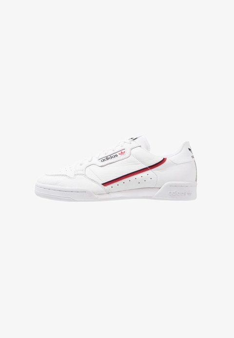 45588861bf1 adidas Originals CONTINENTAL 80S - Sneaker low - footwear  white scarlet collegiate navy -
