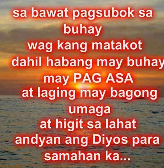 tagalog meaningful prayer | 1017569 783500861686066 203917318 n Tagalog God Quotes to inspire you