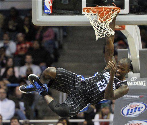 Jason Richardson, Orlando Magic.