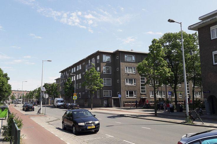 Жилой микрорайон окраина Амстердама