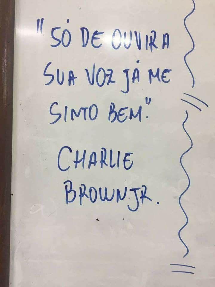 Pin De Laisa Martins Em Frasestextos Frases Charlie Brown E Amor