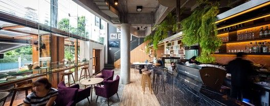 Storyline Cafe,© Spaceshift Studio
