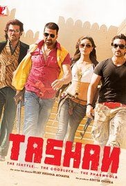 Tashan Hd Full Movie Download. What happens when you throw 2 guys who hate each other together? Add for good measure a beauty and a gangster and the trouble is no one can be trusted.