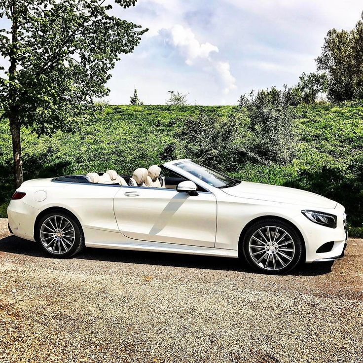 I love my new Test car - Mercedes-Benz S500 Cabrio #mercedes #mercedesbenz #mbcars #s500 #cabrio #convertible #luxury #carswithoutlimits #instacar #quickcarreview #cars #carsofinstagram @mercedesbenz_de @mercedesbenz @mercedes_fans.de