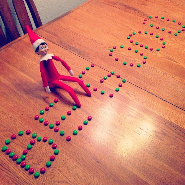 Welcome Elf on the Shelf, Elf on the shelf, easy elf on the shelf ideas, elf on the shelf ideas for toddlers, elf on the shelf calendars, elf on the shelf ideas, creative elf on the shelf ideas, EOTS, EOTS2015, elfontheshelf