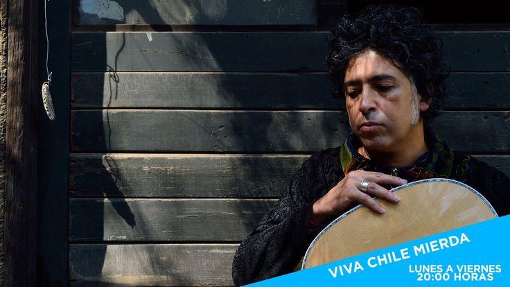 "Manuel García presenta su nuevo single ""Venga la Vida"" en #VivaChileMierda"