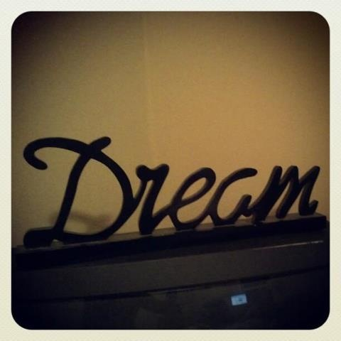 Day 3: Happiness....to dream brings on happiness!