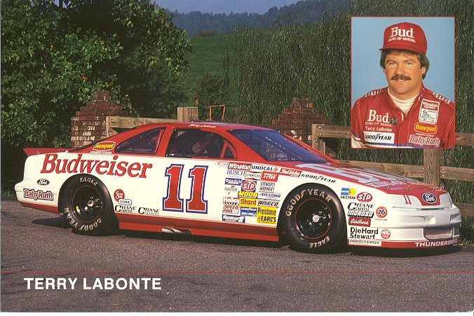 1000 images about terry labonte on pinterest. Cars Review. Best American Auto & Cars Review