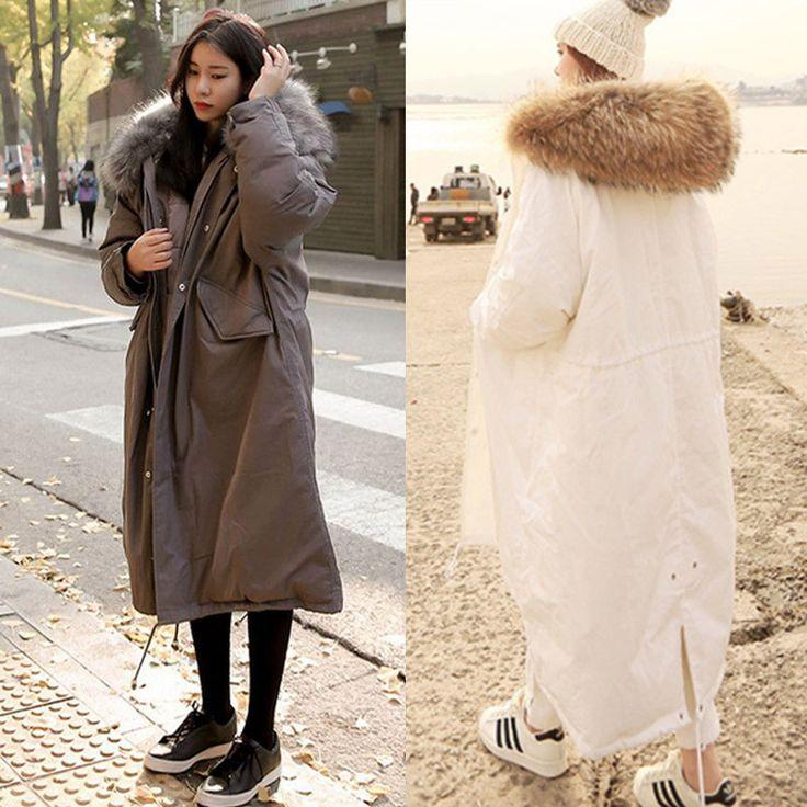 Wadded Clothing Female 2016 New Women's Winter Jacket Cotton Jacket Slim Parkas Ladies Coats Plus Size XS-XXL#winter jackets#Women's Clothing & Accessories