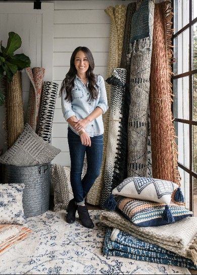 03282016 loloi to launch magnolia home by joanna gaines. Black Bedroom Furniture Sets. Home Design Ideas