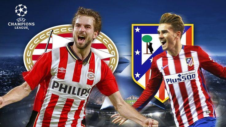 PSV Vs Atletico Madrid (UEFA Champions League) – Live Streaming, Prediction & Match Preview - http://www.tsmplug.com/football/52303/