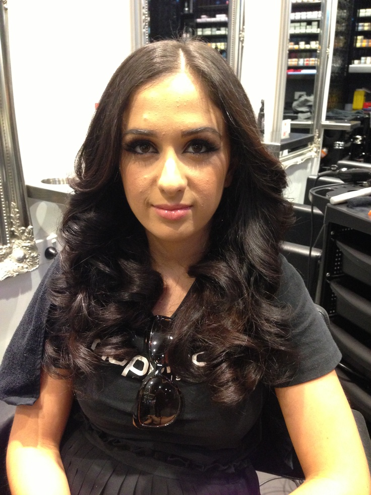 More beautiful #hair from our Wollongong #salon. Book online at http://bit.ly/WFb4jJ #blowdrybar